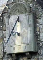 Staindrop sundial